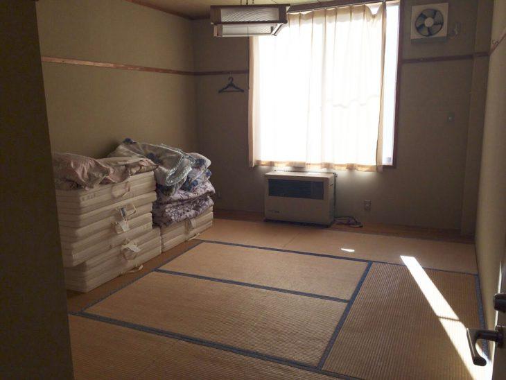 宿泊部屋(和室・布団)