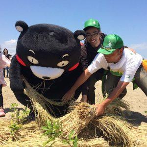 宮城県・津波防災に役立つ「千年希望の丘」植樹祭(第3回)