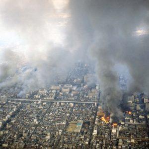 首都直下型地震に備える、火災から命を守る「防火樹林帯」