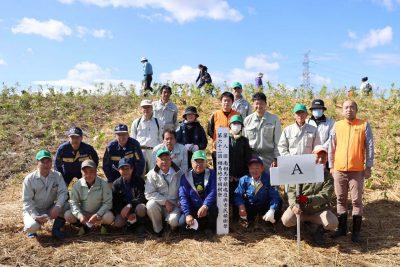 福島県南相馬市「鎮魂復興市民植樹祭」2020